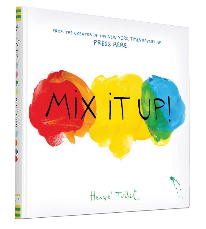 color mixing – Design Of The Picture Book